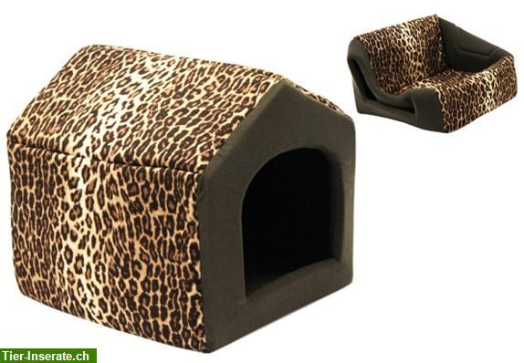 hundehaus hundebett hundeh tte aus stoff tierinserat 180628. Black Bedroom Furniture Sets. Home Design Ideas