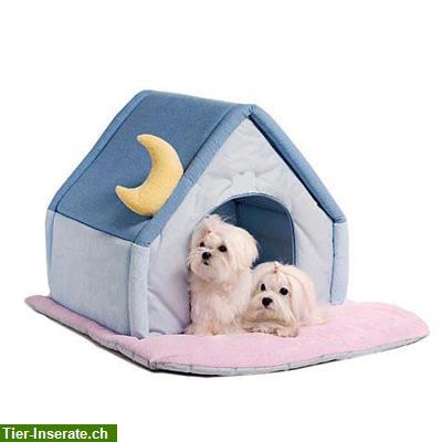 wundersch nes hundebett hundehaus goodnight zu verkaufen tierinserat 217768. Black Bedroom Furniture Sets. Home Design Ideas