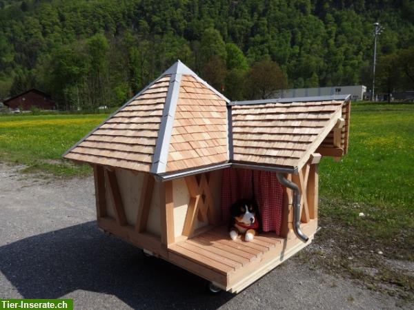unikat hundehaus einmaliges objekt zu verkaufen tierinserat 253722. Black Bedroom Furniture Sets. Home Design Ideas
