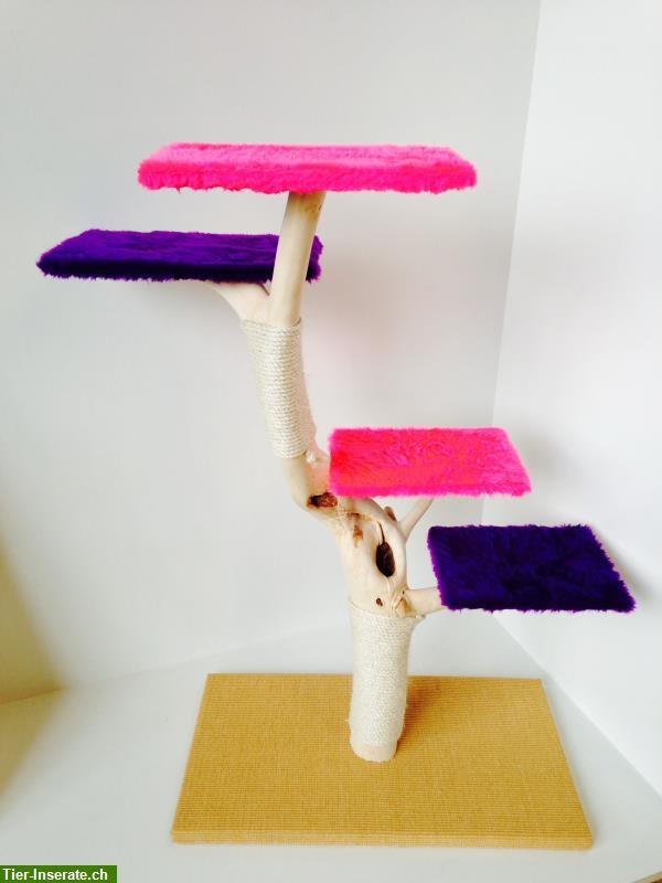 katzenbaum aus holz zu verkaufen tierinserat 208958. Black Bedroom Furniture Sets. Home Design Ideas