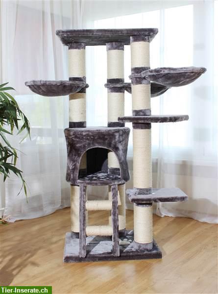 wundersch ne robuste katzenb ume f r grosse und schwere. Black Bedroom Furniture Sets. Home Design Ideas