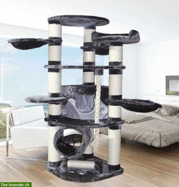 luxus katzenbaum beste qualit t top massiv brandneu tierinserat 219107. Black Bedroom Furniture Sets. Home Design Ideas
