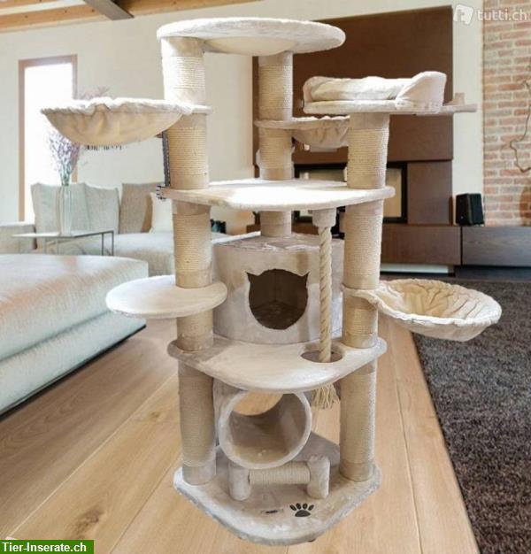 luxus katzenbaum beste qualit t beste preis leistung auf dem markt tierinserat 219107. Black Bedroom Furniture Sets. Home Design Ideas