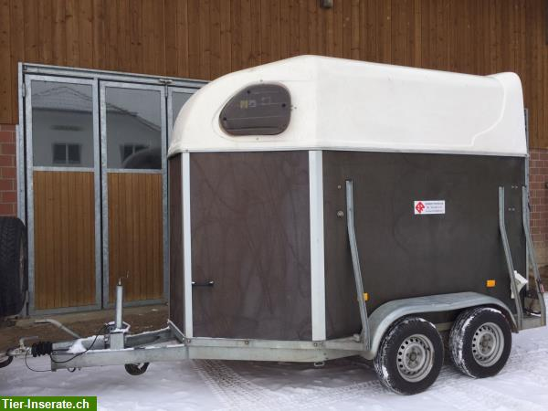 2er pferdeanh nger sachentransportanh nger cheval liberte. Black Bedroom Furniture Sets. Home Design Ideas