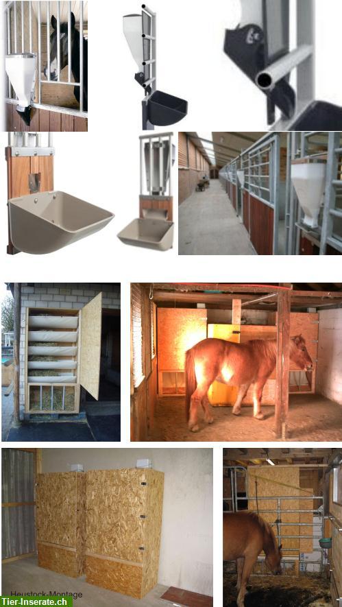 kraftfutterautomat ifeed f r pferde f r offenstall und boxenhaltung tierinserat 122861. Black Bedroom Furniture Sets. Home Design Ideas